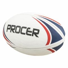 Procer Rugby Pelota Rugby Procer Test Numero 5 Blanca