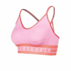 Under Armour Training Top Under Armour Light Seamless Long Mujer Rosa