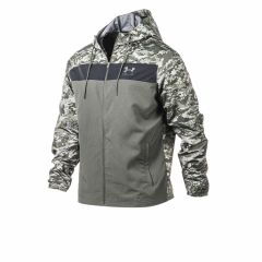 Campera Rompeviento Under Armour Sportstyle Camo