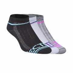 Cotton Foot Running Medias Soquetes Pack X3 CottonFoot Mujer