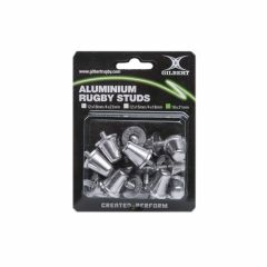 Tapones Aluminio De Rugby Gilbert Pack X16 21MM