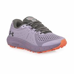 Under Armour Running Zapatillas Running Under Armour Charged Bandit Trail Mujer Lila
