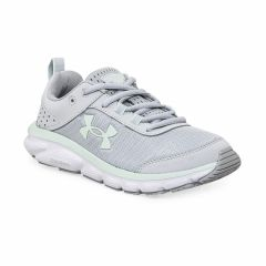 Zapatillas Running Under Armour Charged Assert 8 Mujer Gris