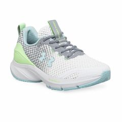 Zapatillas Running Under Armour Charged Prompt Mujer Blanca