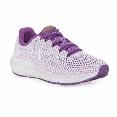 Zapatillas Running Under Armour Charged Pursuit 2 Mujer Lila