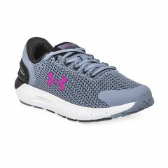 Zapatillas Running Under Armour Charged Rogue 2.5 Mujer Gris