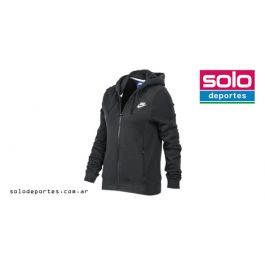 Campera Hoodie W | Solo Deportes