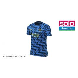 Camiseta Boca Juniors Squad Top GX  838b0fce594ed
