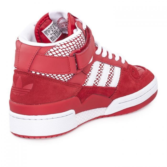 low cost adidas forum mid rojo blanco up 8821a f356f