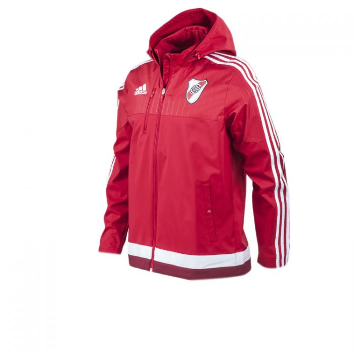 062258d947f Campera Hoodie Travel River Plate | Solo Deportes