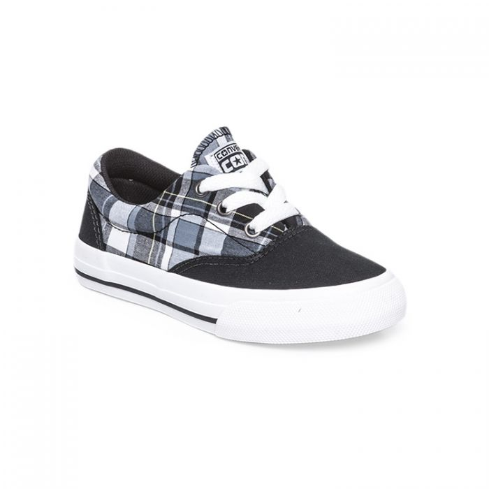 e0f7715c40a6 Converse Urban Skid Grip Cvo Plaid Ox Kids