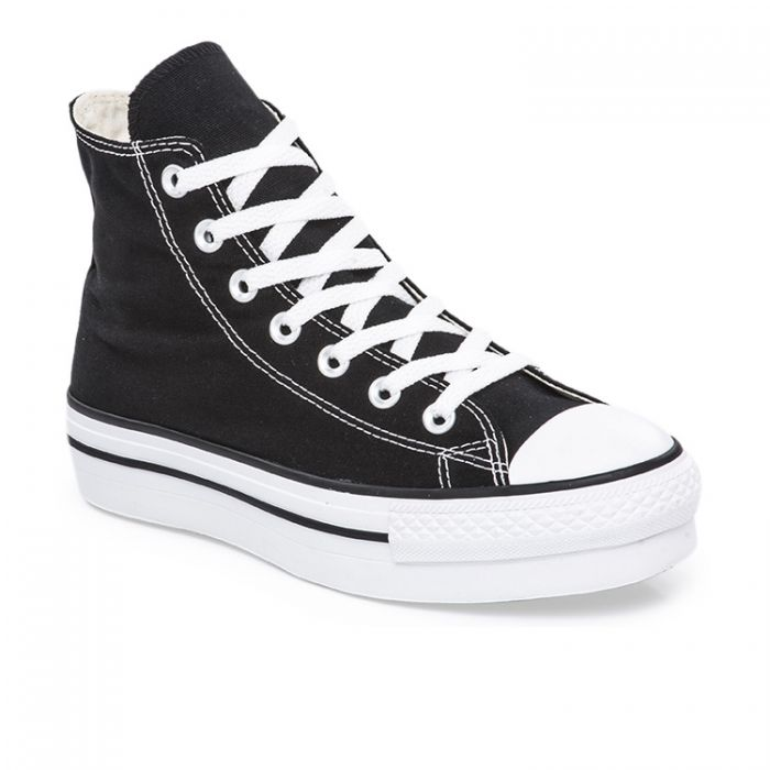 converse all star platform hi