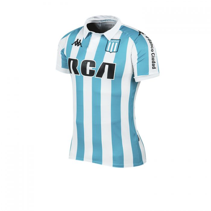 mejores ofertas en marca popular distribuidor mayorista Camiseta Racing Club Oficial Regular Fit