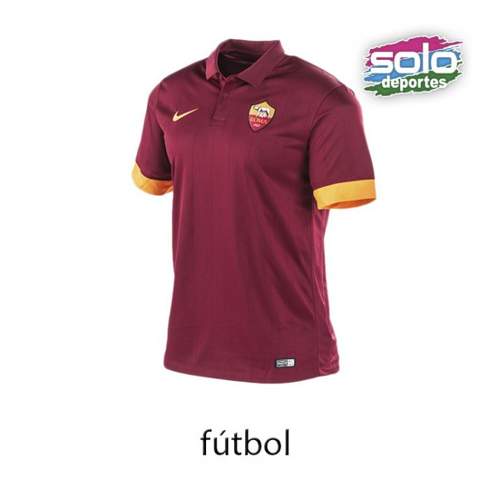 3ae1dff621149 Camiseta AS Roma Oficial Stadium