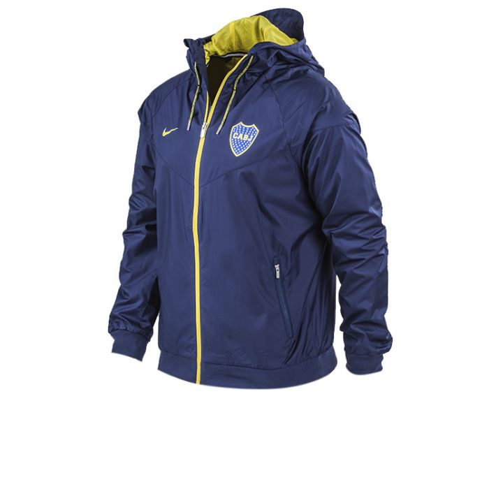 Rompeviento Boca Jrs WindRunner Woven Authentic 5d2f85316ce4e