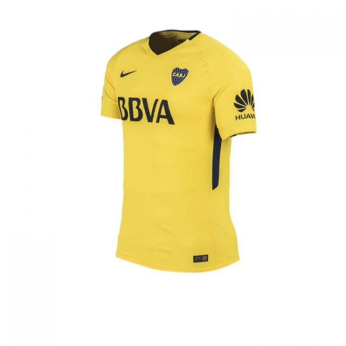 Camiseta Boca Juniors Alternativa Match Camiseta Boca Juniors Alternativa  Match. Futbol 1f54057f3d16c
