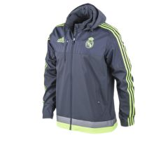 Campera Hoodie Real Madrid Travel