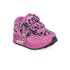 Air Disney Minnie Lunares Velcro Bebe