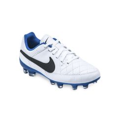 Tiempo Genio Leather FG Kids