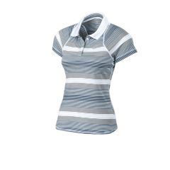 Polo Stripe Jacquard W