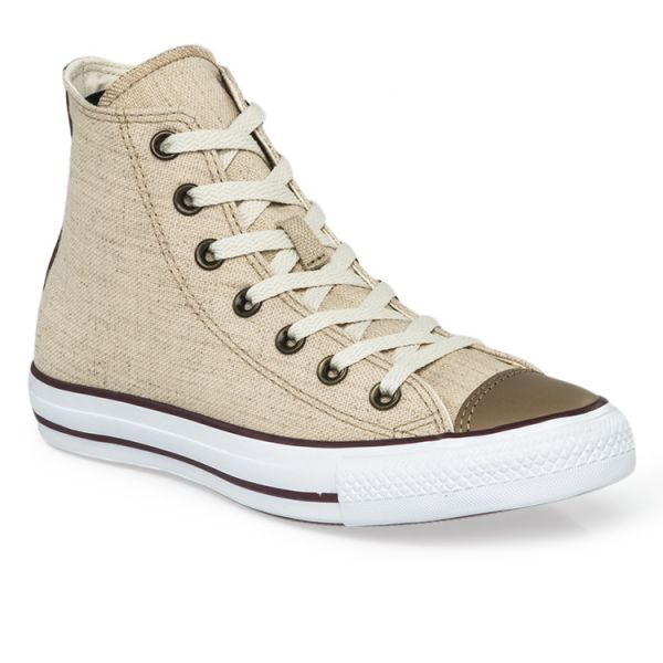 all star converse mujer plataforma gris